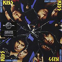 Виниловая пластинка KISS - CRAZY NIGHTS (180 GR)