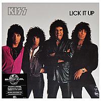 Виниловая пластинка KISS - LICK IT UP