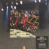 Виниловая пластинка KISS - MTV UNPLUGGED (2 LP)