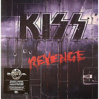 Виниловая пластинка KISS - REVENGE