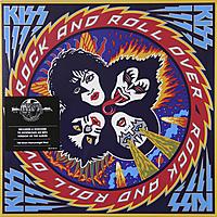 Виниловая пластинка KISS - ROCK AND ROLL OVER (180 GR)