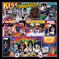 Виниловая пластинка KISS - UNMASKED