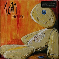 Виниловая пластинка KORN - ISSUES (2 LP)