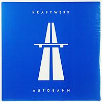 Виниловая пластинка KRAFTWERK - AUTOBAHN (REMASTER)