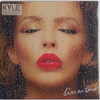 Виниловая пластинка KYLIE MINOGUE - KISS ME ONCE (2 LP+CD)