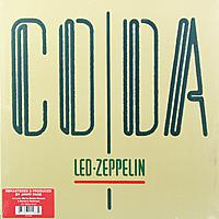 Виниловая пластинка LED ZEPPELIN - CODA I (180 GR)