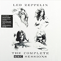 Виниловая пластинка LED ZEPPELIN - COMPLETE BBC SESSIONS (5 LP)