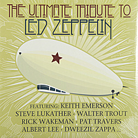 Виниловая пластинка LED ZEPPELIN - ULTIMATE TRIBUTE TO LED ZEPPELIN