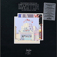 Виниловая пластинка LED ZEPPELIN-THE SONG REMAINS THE SAME (4 LP)