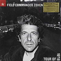 Виниловая пластинка LEONARD COHEN - FIELD COMMANDER COHEN TOUR 1979 (2 LP, 180 GR)