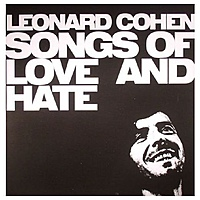 Виниловая пластинка LEONARD COHEN - SONGS OF LOVE AND HATE