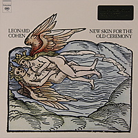 Виниловая пластинка LEONARD COHEN - NEW SKIN FOR THE OLD CEREMONY (180 GR, Music on Vinyl)