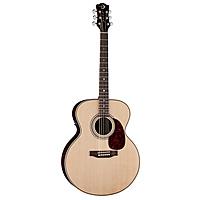 Гитара электроакустическая Luna Americana Full Jumbo 100