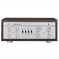 """Комплект Luxman: ламповый предусилитель СL-38u и ламповый стереоусилитель мощности MQ-88u, обзор. Журнал """"Stereo & Video"""""""