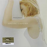 Виниловая пластинка MADONNA - SOMETHING TO REMEMBER (180 GR)