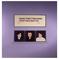 Виниловая пластинка MANIC STREET PREACHERS - EVERYTHING MUST GO
