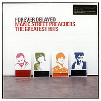 Виниловая пластинка MANIC STREET PREACHERS - FOREVER DELAYED (2 LP)