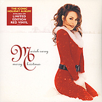 Виниловая пластинка MARIAH CAREY - MERRY CHRISTMAS (DELUXE ANNIVERSARY EDITION)