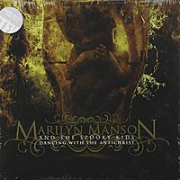Виниловая пластинка MARILYN MANSON - DANCING WITH THE ANTICHRIST