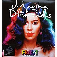 Виниловая пластинка MARINA & THE DIAMONDS - FROOT (COLOURED VINYL)