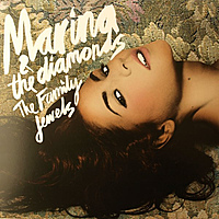 Виниловая пластинка MARINA & THE DIAMONDS - THE FAMILY JEWELS