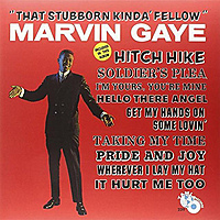 Виниловая пластинка MARVIN GAYE - THAT STUBBORN KINDA' FELLOW