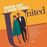 Виниловая пластинка MARVIN GAYE - UNITED