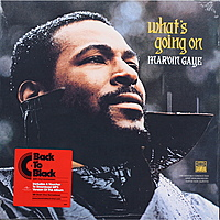 Виниловая пластинка MARVIN GAYE - WHAT'S GOING ON (180 GR) Motown