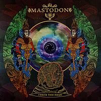 Виниловая пластинка MASTODON - CRACK THE SKYE (BLUE VINYL)