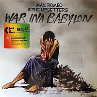 Виниловая пластинка MAX ROMEO - WAR INA BABYLON