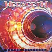 """Виниловая пластинка MEGADETH - SUPER COLLIDER (LP + 7"""")"""