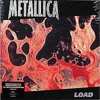 Виниловая пластинка METALLICA - LOAD (2 LP)