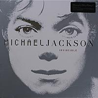 Виниловая пластинка MICHAEL JACKSON - INVINCIBLE (2 LP, 180 GR)