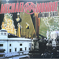 Виниловая пластинка MICHAEL MONROE - BLACKOUT STATES