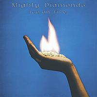 Виниловая пластинка MIGHTY DIAMONDS - ICE ON FIRE