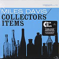 Виниловая пластинка MILES DAVIS - COLLECTORS ITEMS (180 GR)