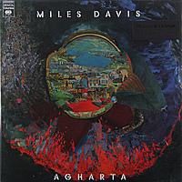 Виниловая пластинка MILES DAVIS - AGHARTA (2 LP, 180 GR)