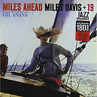 Виниловая пластинка MILES DAVIS - MILES AHEAD (180 GR)