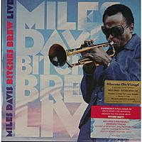 Виниловая пластинка MILES DAVIS - BITCHES BREW LIVE (2 LP, 180 GR)
