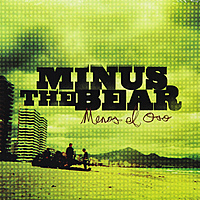 Виниловая пластинка MINUS THE BEAR - MENOS EL OSO