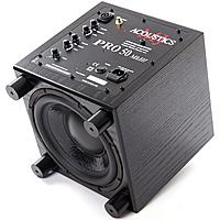 "Активный сабвуфер MJ Acoustics Pro 50 MK III, обзор. Журнал ""Салон AudioVideo"""