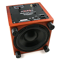 Активный сабвуфер MJ Acoustics Reference 100 MKII