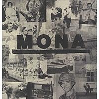 Виниловая пластинка MONA - MONA