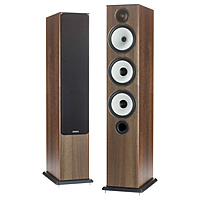 "Monitor Audio Bronze ВХ6, обзор. Журнал ""Stereo & Video"""