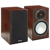 """Полочная акустика Monitor Audio Silver 1, обзор. Журнал """"WHAT HI-FI?"""""""