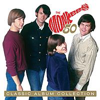 Виниловая пластинка MONKEES - CLASSIC ALBUM COLLECTION (10 LP)