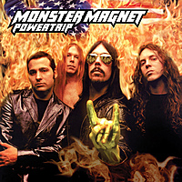 Виниловая пластинка MONSTER MAGNET - POWERTRIP (2 LP)