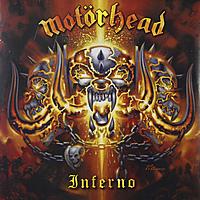 Виниловая пластинка MOTORHEAD - INFERNO (2 LP)