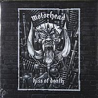 Виниловая пластинка MOTORHEAD - KISS OF DEATH