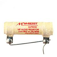 Резистор Mundorf MResist Supreme